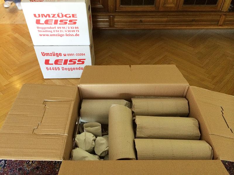 kartonagen und packmaterial